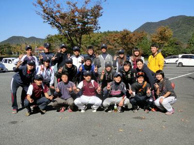 西日本大会出場【広島大学体育会軟式野球部】