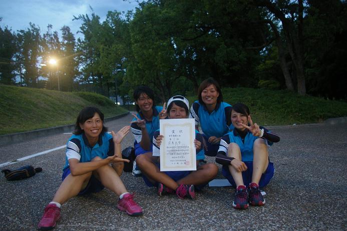 中国五大学学生競技大会ソフトテニスの部の団体戦で女子が優勝しました。【体育会ソフトテニス部】