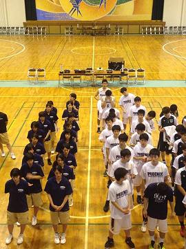 2015年度春季広島県リーグ戦男女アベック優勝!【体育会バスケットボール部】